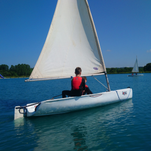Improver Sailing (Stage 2)