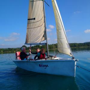 Start Sailing RYA level 1