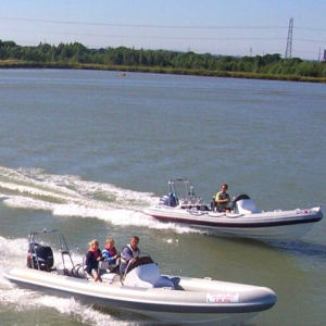 Power Boating Training