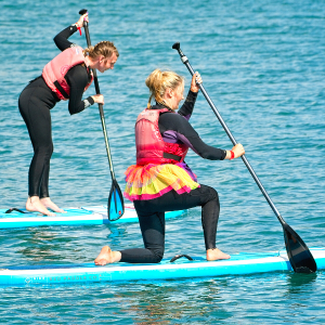 Learn to Paddleboard