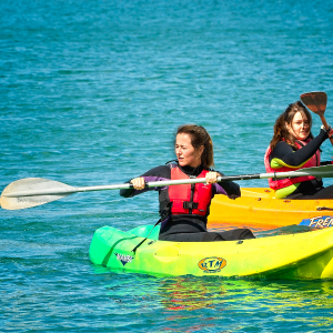 open hire kayakers