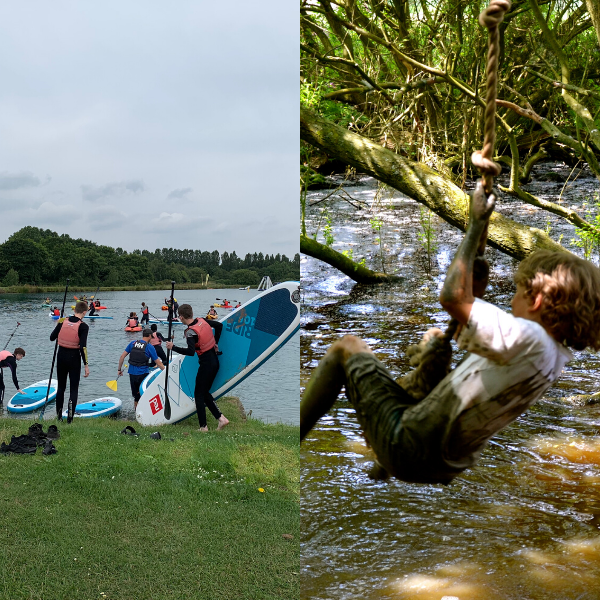 watersports and adventure trail
