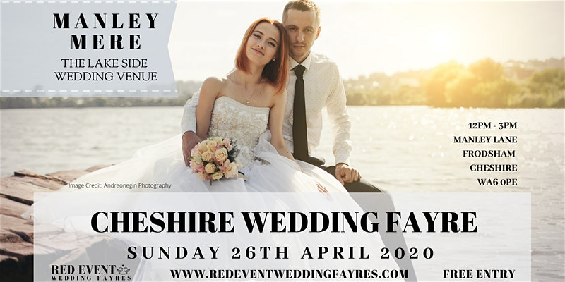 Cheshire Wedding Fayre 26th April